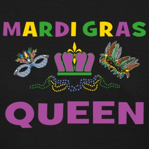 Mardi Gras Queen T-Shirt - Women's T-Shirt