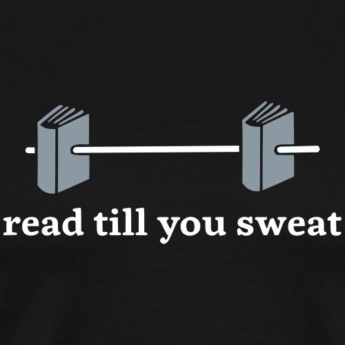 read till you sweat