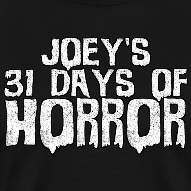 31 Days Horror logo