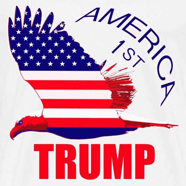 Trump eagle America first