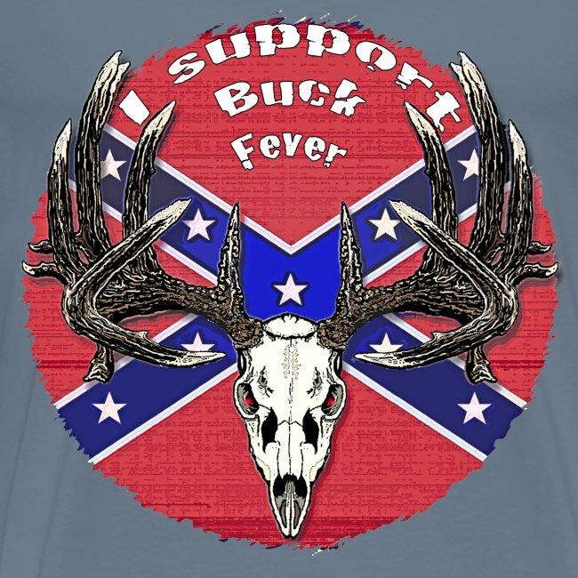 Rebel flag buck fever