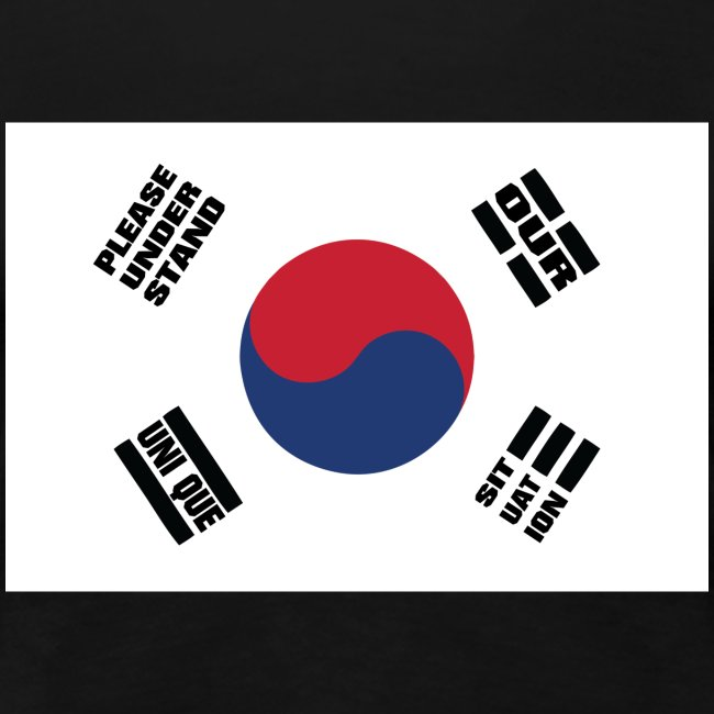 Korea's Unique Situation Shirt