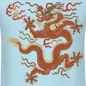 Oriental Dragon T-Shirts - Men's T-Shirt