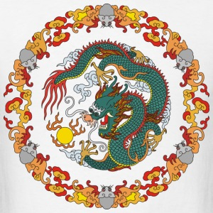 Dragon Circle T-Shirts - Men's T-Shirt