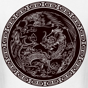 Dragon Seal T-Shirts - Men's T-Shirt