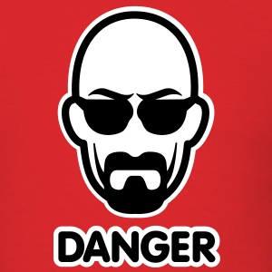 Heisenberg I am the danger T-Shirts - Men's T-Shirt