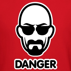 Heisenberg I am the danger Long Sleeve Shirts