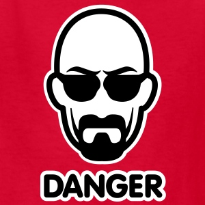 Heisenberg I am the danger Kids' Shirts - Kids' T-Shirt