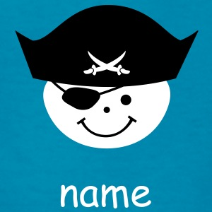 pirate kids child t-shirt pirate birthday party - Kids' T-Shirt