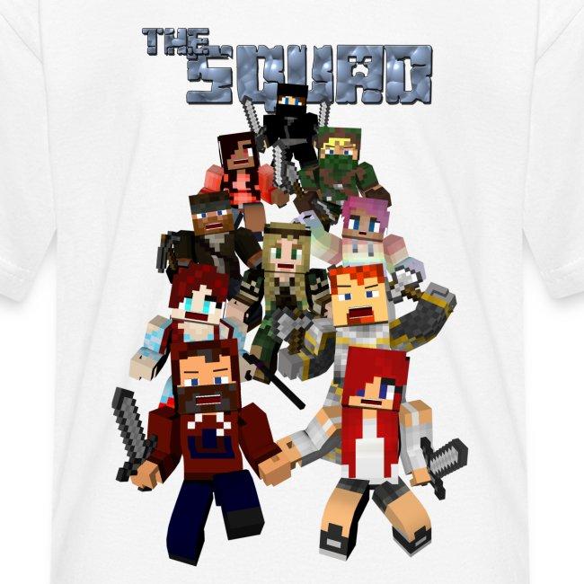 Kid's The Squad T-Shirt