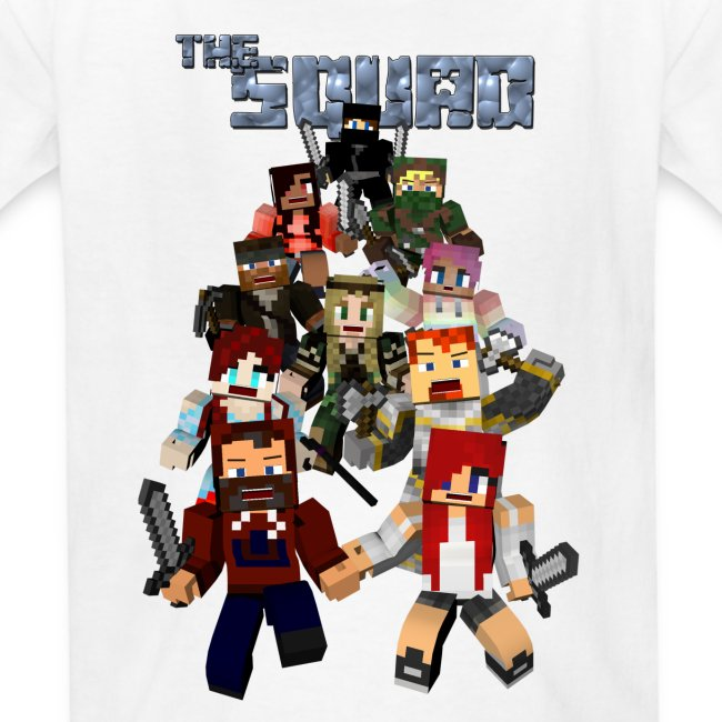 Kid's The Squad T-Shirt