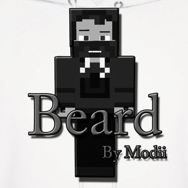 Men's Beard by Modii Hoodie