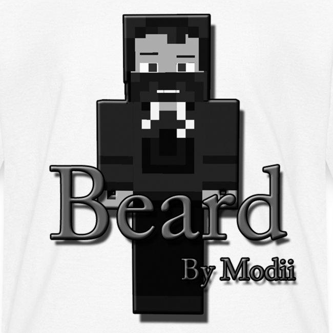 Kid's Beard by Modii T-Shirt
