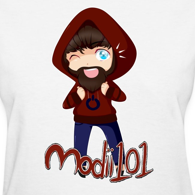 Women's Chibi Modii T-Shirt