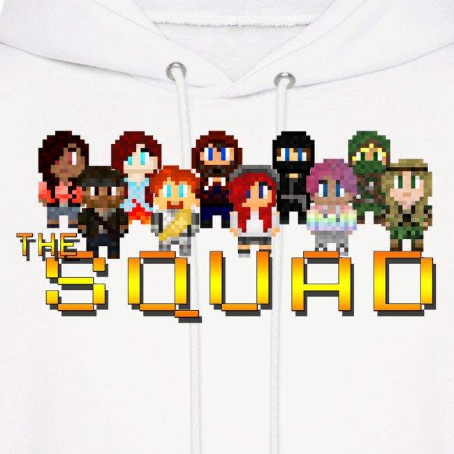 Men's 8-Bit Squad Hoodie
