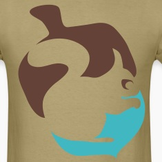 Squirrel In Acorn T-Shirts