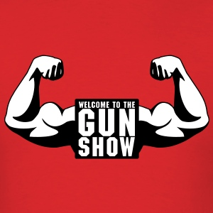 The Gun Show T-Shirts - Men's T-Shirt