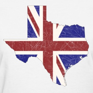 British Texas Women's T-Shirts - Women's T-Shirt
