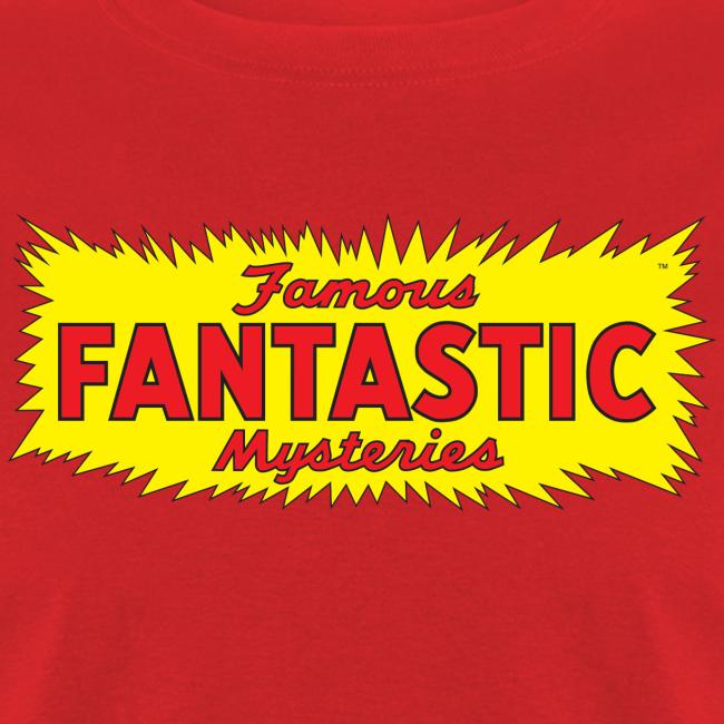 Famous Fantastic Mysteries