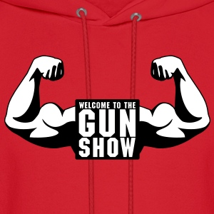 The Gun Show Hoodies - Men's Hoodie