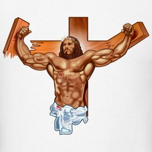 Come at me bro jesus T-Shirts - Men's T-Shirt