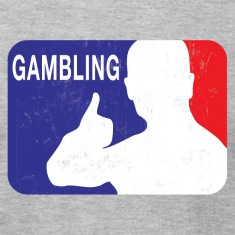 OFFICIAL GAMBLING LOGO T-Shirts