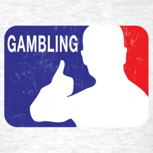 OFFICIAL GAMBLING LOGO T-Shirts - Men's T-Shirt