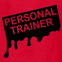 personal_trainer_goldshirt Kids' Shirts