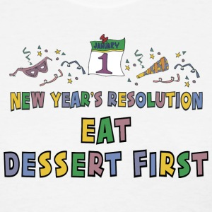New Year's Resolution T-Shirt - Women's T-Shirt