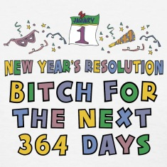 New Year's Resolution T-Shirt