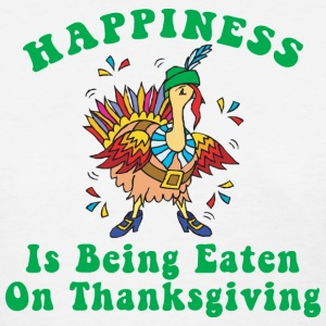Funny Women's Thanksgiving T-Shirt - Women's T-Shirt