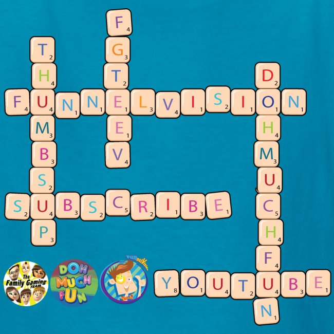 Youtube Scrabble!