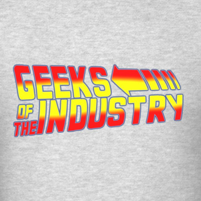 Geeks of the Industry BTTF T Shirt