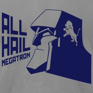 Mega Tron T-Shirts - Men's T-Shirt by American Apparel