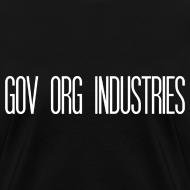 Design ~ Gov Org Industries Women's T-Shirt Black