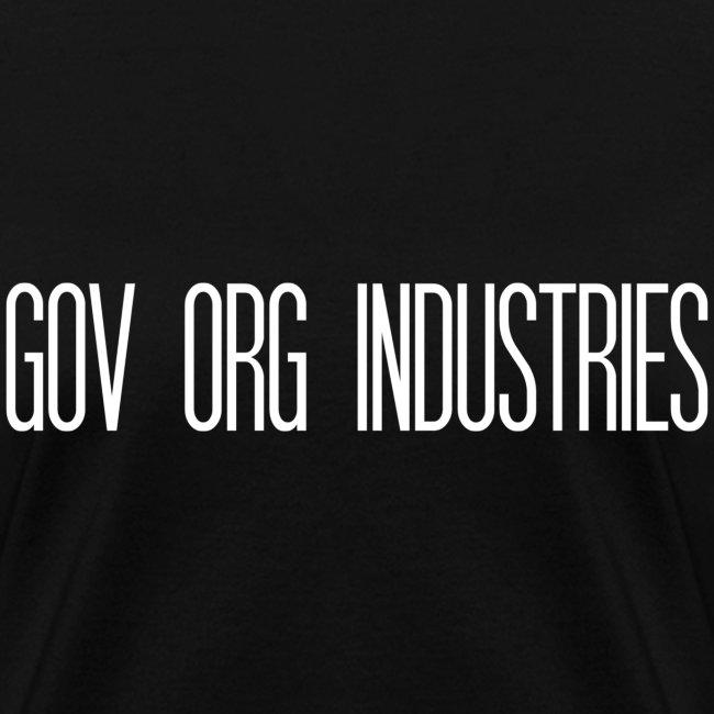 Gov Org Industries Women's T-Shirt Black