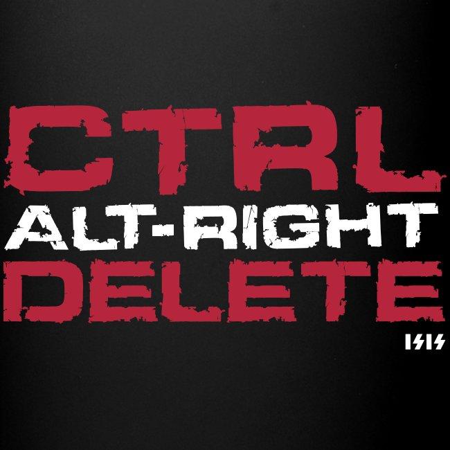 Ctrl-Alt-Right-Delete Mug
