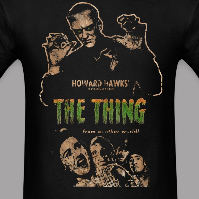 The Thing From Another World Men's T Shirt
