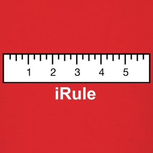 Ruler.gif T-Shirts - Men's T-Shirt