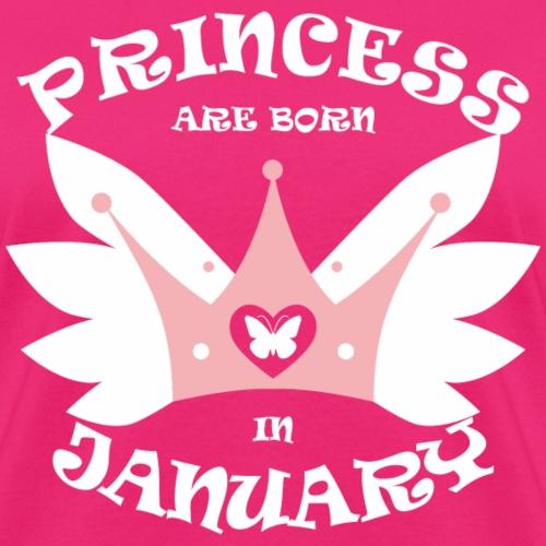 Princess Are Born In February