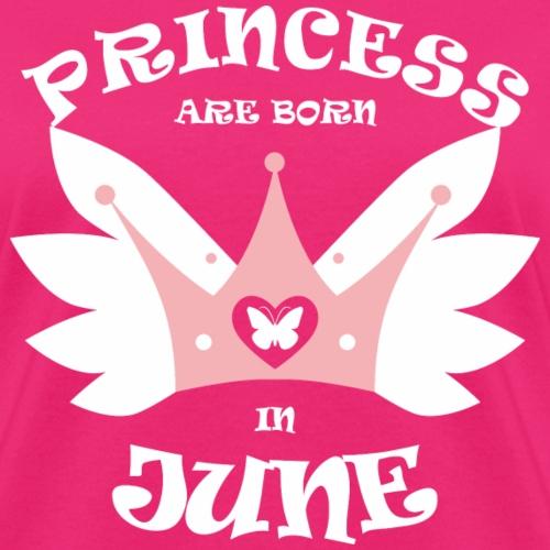 Princess Are Born In June