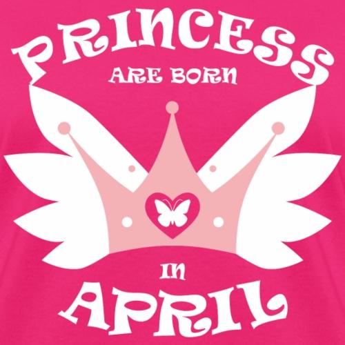 Princess Are Born In April