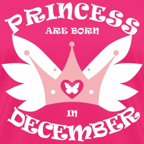 Princess Are Born In December