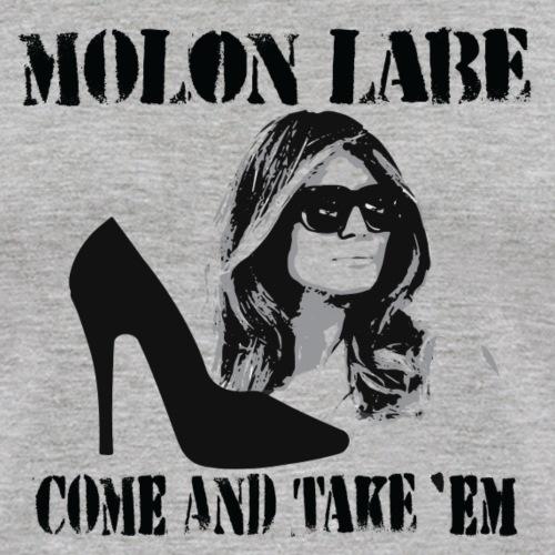Melania's Molon Labe