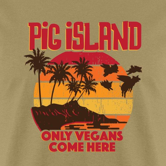 Pig Island Unisex T-Shirt