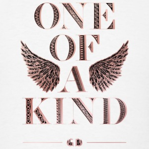 [G-Dragon] One Of A Kind Album Art Logo T-Shirts - Men's T-Shirt