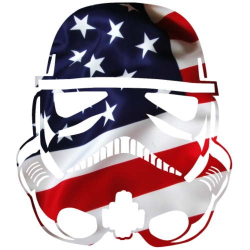 Patriot Trooper / American Flag Stormtrooper