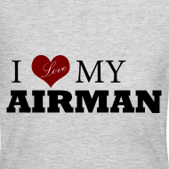 Design ~ I Love my Airman