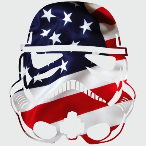 Patriot Trooper / American Flag Stormtrooper