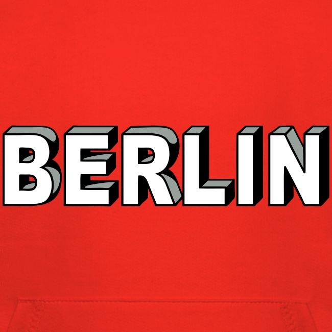 BERLIN block-font